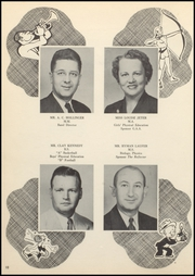 Page 14, 1955 Edition, Kilgore High School - Reflector Yearbook (Kilgore, TX) online yearbook collection