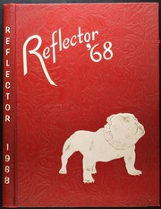 1968 Edition, Kilgore High School - Reflector Yearbook (Kilgore, TX)