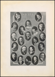 Page 8, 1920 Edition, Cleburne High School - Santa Fe Trail Yearbook (Cleburne, TX) online yearbook collection