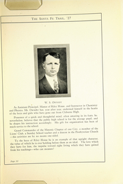 Page 13, 1927 Edition, Cleburne High School - Santa Fe Trail Yearbook (Cleburne, TX) online yearbook collection