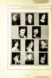 Page 14, 1927 Edition, Cleburne High School - Santa Fe Trail Yearbook (Cleburne, TX) online yearbook collection
