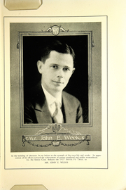 Page 7, 1927 Edition, Cleburne High School - Santa Fe Trail Yearbook (Cleburne, TX) online yearbook collection