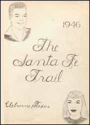 Page 5, 1946 Edition, Cleburne High School - Santa Fe Trail Yearbook (Cleburne, TX) online yearbook collection