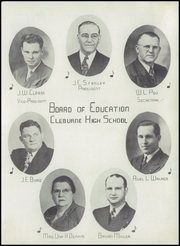 Page 13, 1947 Edition, Cleburne High School - Santa Fe Trail Yearbook (Cleburne, TX) online yearbook collection