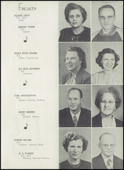 Page 15, 1947 Edition, Cleburne High School - Santa Fe Trail Yearbook (Cleburne, TX) online yearbook collection