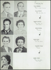Page 16, 1947 Edition, Cleburne High School - Santa Fe Trail Yearbook (Cleburne, TX) online yearbook collection