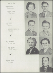 Page 17, 1947 Edition, Cleburne High School - Santa Fe Trail Yearbook (Cleburne, TX) online yearbook collection
