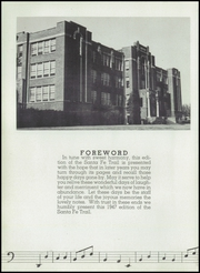 Page 6, 1947 Edition, Cleburne High School - Santa Fe Trail Yearbook (Cleburne, TX) online yearbook collection