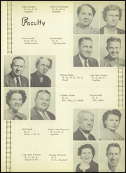 Page 13, 1948 Edition, Cleburne High School - Santa Fe Trail Yearbook (Cleburne, TX) online yearbook collection