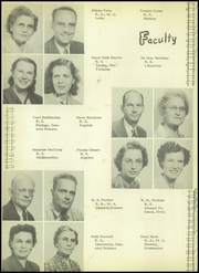 Page 14, 1948 Edition, Cleburne High School - Santa Fe Trail Yearbook (Cleburne, TX) online yearbook collection