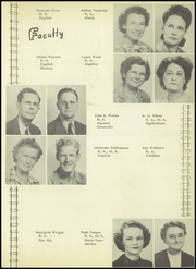Page 15, 1948 Edition, Cleburne High School - Santa Fe Trail Yearbook (Cleburne, TX) online yearbook collection