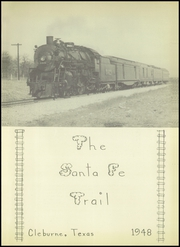 Page 5, 1948 Edition, Cleburne High School - Santa Fe Trail Yearbook (Cleburne, TX) online yearbook collection
