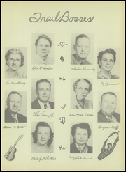 Page 13, 1949 Edition, Cleburne High School - Santa Fe Trail Yearbook (Cleburne, TX) online yearbook collection