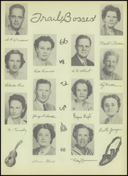 Page 15, 1949 Edition, Cleburne High School - Santa Fe Trail Yearbook (Cleburne, TX) online yearbook collection