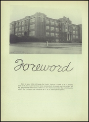 Page 6, 1949 Edition, Cleburne High School - Santa Fe Trail Yearbook (Cleburne, TX) online yearbook collection