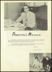 Page 11, 1950 Edition, Cleburne High School - Santa Fe Trail Yearbook (Cleburne, TX) online yearbook collection
