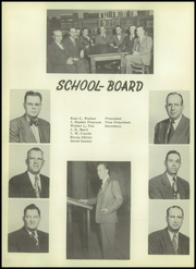 Page 12, 1950 Edition, Cleburne High School - Santa Fe Trail Yearbook (Cleburne, TX) online yearbook collection