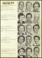 Page 15, 1950 Edition, Cleburne High School - Santa Fe Trail Yearbook (Cleburne, TX) online yearbook collection