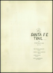 Page 6, 1950 Edition, Cleburne High School - Santa Fe Trail Yearbook (Cleburne, TX) online yearbook collection