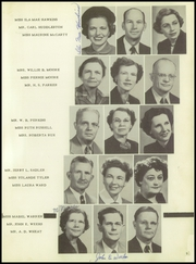 Page 13, 1951 Edition, Cleburne High School - Santa Fe Trail Yearbook (Cleburne, TX) online yearbook collection