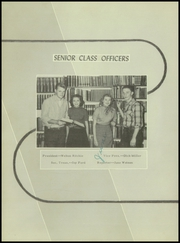 Page 16, 1951 Edition, Cleburne High School - Santa Fe Trail Yearbook (Cleburne, TX) online yearbook collection