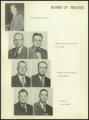 Page 8, 1951 Edition, Cleburne High School - Santa Fe Trail Yearbook (Cleburne, TX) online yearbook collection