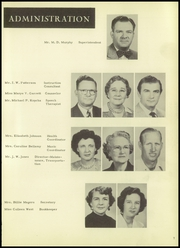 Page 11, 1952 Edition, Cleburne High School - Santa Fe Trail Yearbook (Cleburne, TX) online yearbook collection
