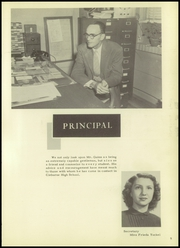 Page 13, 1952 Edition, Cleburne High School - Santa Fe Trail Yearbook (Cleburne, TX) online yearbook collection