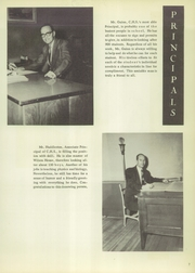 Page 11, 1953 Edition, Cleburne High School - Santa Fe Trail Yearbook (Cleburne, TX) online yearbook collection