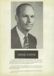 Page 12, 1953 Edition, Cleburne High School - Santa Fe Trail Yearbook (Cleburne, TX) online yearbook collection