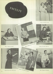 Page 14, 1953 Edition, Cleburne High School - Santa Fe Trail Yearbook (Cleburne, TX) online yearbook collection