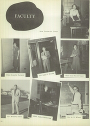 Page 16, 1953 Edition, Cleburne High School - Santa Fe Trail Yearbook (Cleburne, TX) online yearbook collection