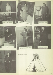 Page 17, 1953 Edition, Cleburne High School - Santa Fe Trail Yearbook (Cleburne, TX) online yearbook collection