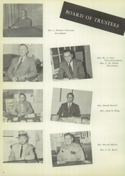Page 8, 1953 Edition, Cleburne High School - Santa Fe Trail Yearbook (Cleburne, TX) online yearbook collection