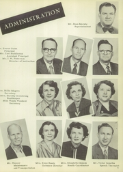 Page 9, 1953 Edition, Cleburne High School - Santa Fe Trail Yearbook (Cleburne, TX) online yearbook collection