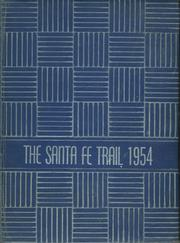 1954 Edition, Cleburne High School - Santa Fe Trail Yearbook (Cleburne, TX)