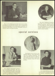 Page 10, 1956 Edition, Cleburne High School - Santa Fe Trail Yearbook (Cleburne, TX) online yearbook collection