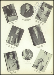 Page 13, 1956 Edition, Cleburne High School - Santa Fe Trail Yearbook (Cleburne, TX) online yearbook collection