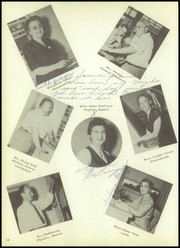 Page 14, 1956 Edition, Cleburne High School - Santa Fe Trail Yearbook (Cleburne, TX) online yearbook collection