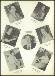 Page 15, 1956 Edition, Cleburne High School - Santa Fe Trail Yearbook (Cleburne, TX) online yearbook collection