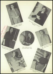 Page 17, 1956 Edition, Cleburne High School - Santa Fe Trail Yearbook (Cleburne, TX) online yearbook collection