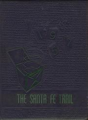 1957 Edition, Cleburne High School - Santa Fe Trail Yearbook (Cleburne, TX)