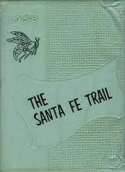 1958 Edition, Cleburne High School - Santa Fe Trail Yearbook (Cleburne, TX)