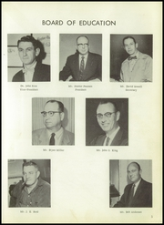 Page 13, 1958 Edition, Cleburne High School - Santa Fe Trail Yearbook (Cleburne, TX) online yearbook collection