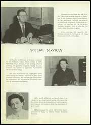 Page 16, 1958 Edition, Cleburne High School - Santa Fe Trail Yearbook (Cleburne, TX) online yearbook collection
