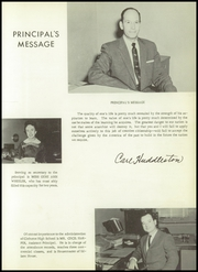 Page 17, 1958 Edition, Cleburne High School - Santa Fe Trail Yearbook (Cleburne, TX) online yearbook collection