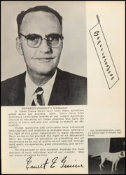 Page 13, 1959 Edition, Cleburne High School - Santa Fe Trail Yearbook (Cleburne, TX) online yearbook collection