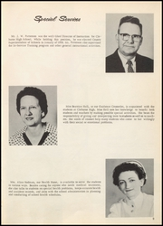Page 15, 1959 Edition, Cleburne High School - Santa Fe Trail Yearbook (Cleburne, TX) online yearbook collection
