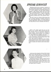 Page 14, 1960 Edition, Cleburne High School - Santa Fe Trail Yearbook (Cleburne, TX) online yearbook collection