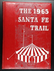 1965 Edition, Cleburne High School - Santa Fe Trail Yearbook (Cleburne, TX)